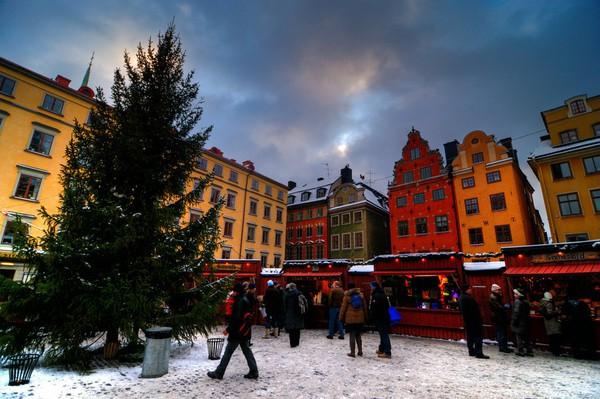 Những khu chợ Giáng sinh lung linh nhất thế giới 15