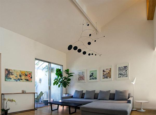 Ngôi nhà tự cải tạo giá 800 triệu của cặp vợ chồng kiến trúc sư 3