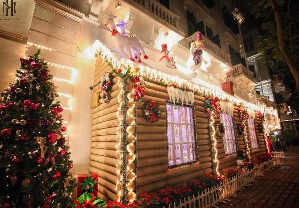 Những địa điểm chụp ảnh và chơi Giáng sinh tuyệt đẹp ở 2 miền 1