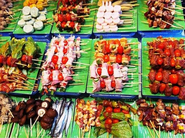 Dạo Hà Nội khám phá thiên đường đồ nướng đa dạng vào mùa đông 10