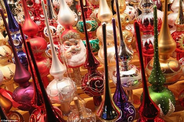 Sôi nổi các khu chợ Giáng sinh sớm ở Đức 4
