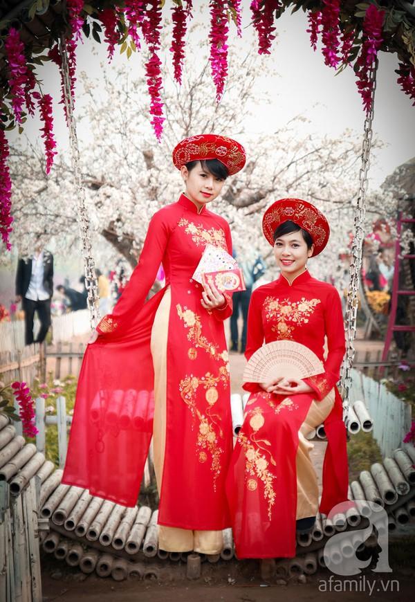 4 địa điểm chụp ảnh với hoa đẹp hút hồn ở Hà Nội 2