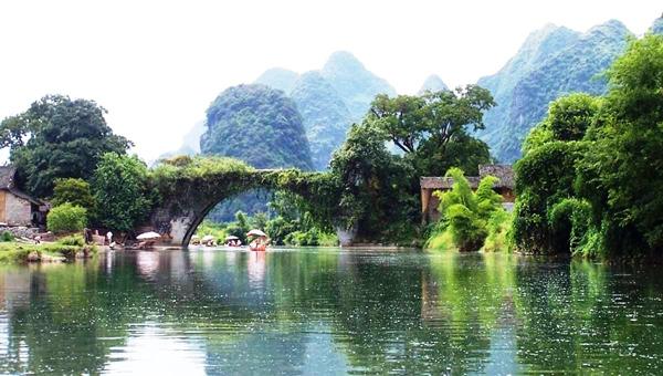 Cảnh đẹp mê hoặc của đất nước Trung Quốc 7