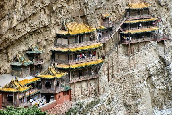 Cảnh đẹp mê hoặc của đất nước Trung Quốc 10