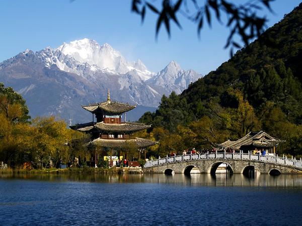 Cảnh đẹp mê hoặc của đất nước Trung Quốc 2