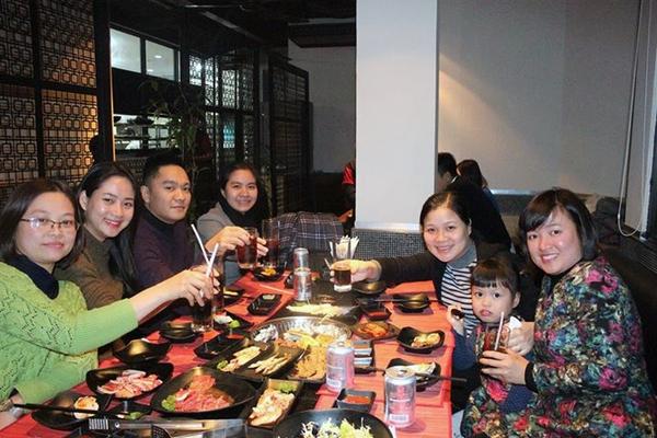 8 địa chỉ buffet ngon ở Hà Nội cho tiệc tất niên cuối năm 8