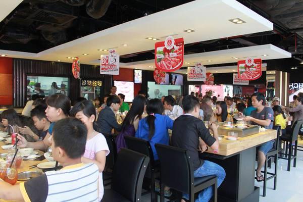 8 địa chỉ buffet ngon ở Hà Nội cho tiệc tất niên cuối năm 6