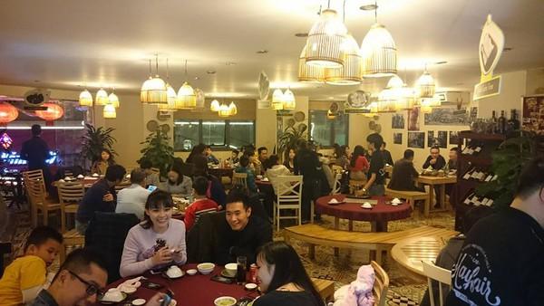 8 địa chỉ buffet ngon ở Hà Nội cho tiệc tất niên cuối năm 9