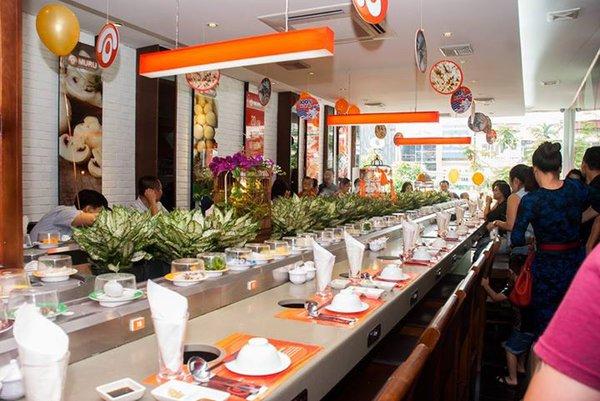 8 địa chỉ buffet ngon ở Hà Nội cho tiệc tất niên cuối năm 7