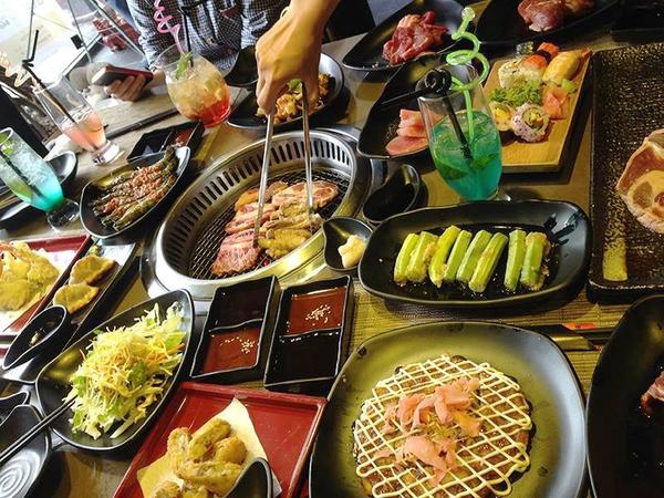 8 địa chỉ buffet ngon ở Hà Nội cho tiệc tất niên cuối năm 5