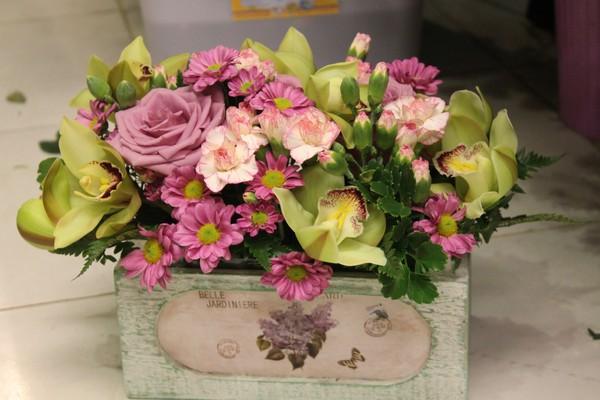 8 tiệm hoa