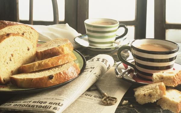 bánh mì thơm cà phê đắng