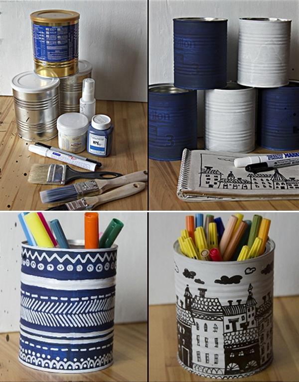 3 cách tái chế đồ cũ thành đồ dùng hữu ích tiện dụng 3
