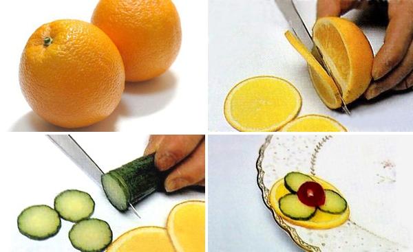 4 cách cắt rau củ cơ bản trang trí đĩa ăn đẹp mắt 18