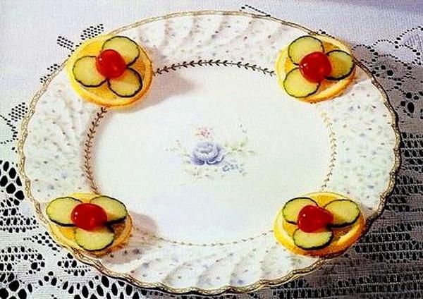 4 cách cắt rau củ cơ bản trang trí đĩa ăn đẹp mắt 20