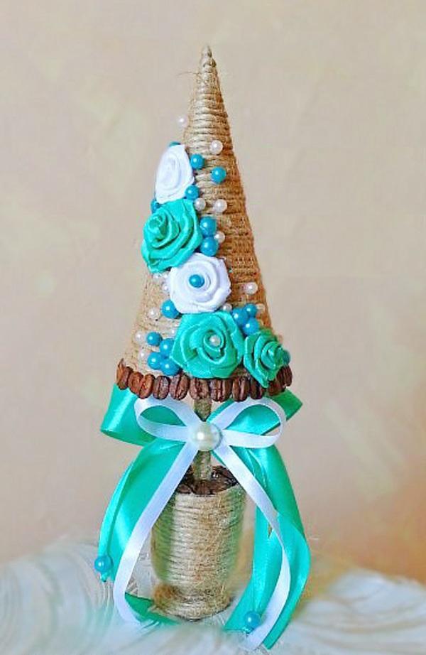 Trang trí nhà mùa lễ hội với cây thông Noel mini  1