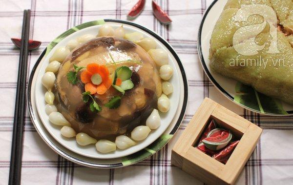 Blogger Phương Vũ chia sẻ cách làm gà nấu đông cực ngon 1
