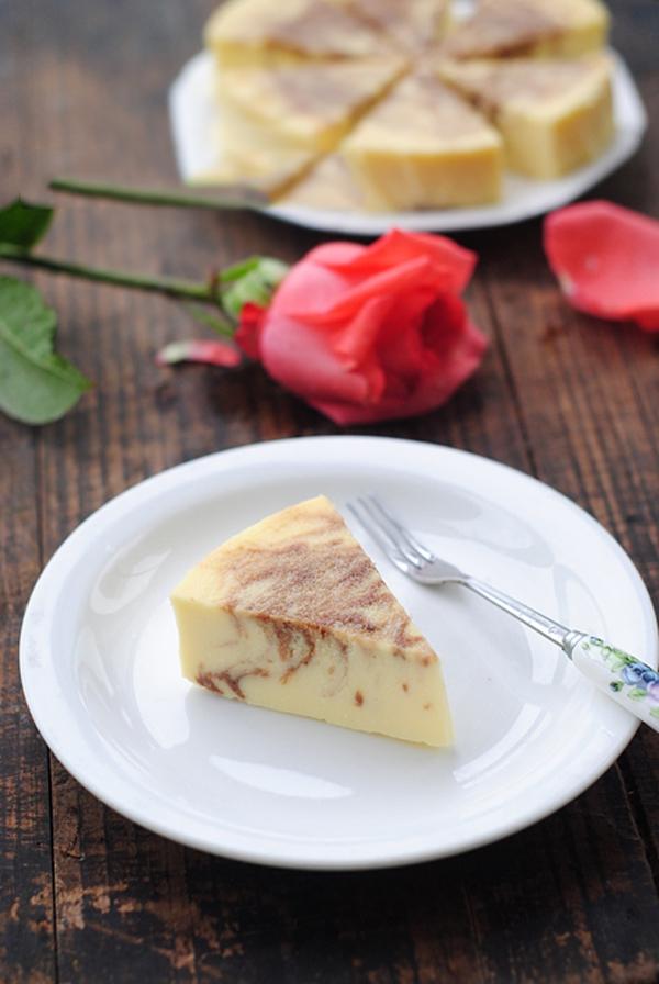 Cheesecake cà phê - món bánh mềm mịn thử là mê! 21