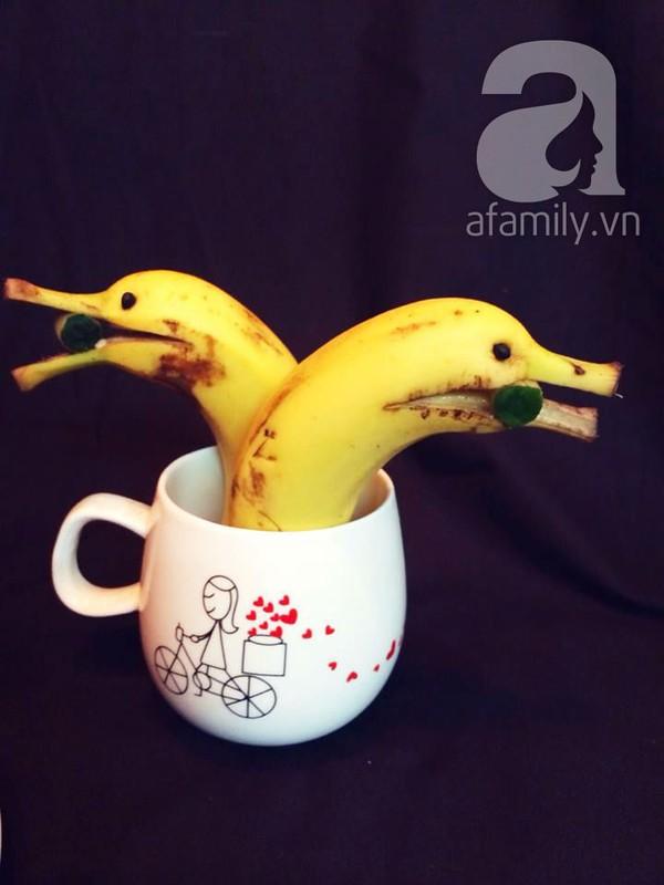 Cắt xếp trái cây