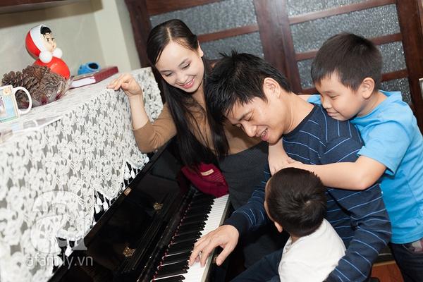 NSƯT Thu Huyền - Bật mí về người vợ kín tiếng của ca sĩ Tấn Minh 14