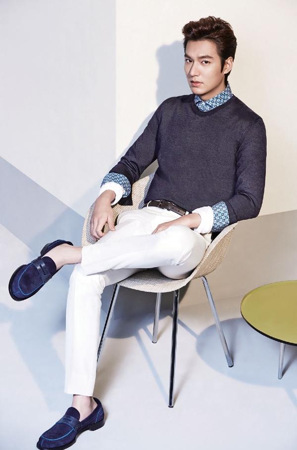 Lee Min Ho nhận được hơn 100 kịch bản phim trong 6 tháng 1