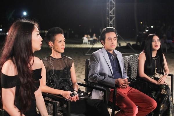 X-Factor VN bước vào vòng thi khắc nghiệt đến bật khóc 4