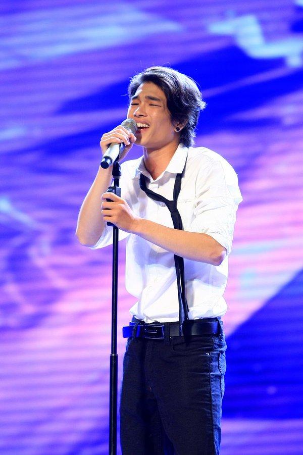 X-Factor VN bước vào vòng thi khắc nghiệt đến bật khóc 9