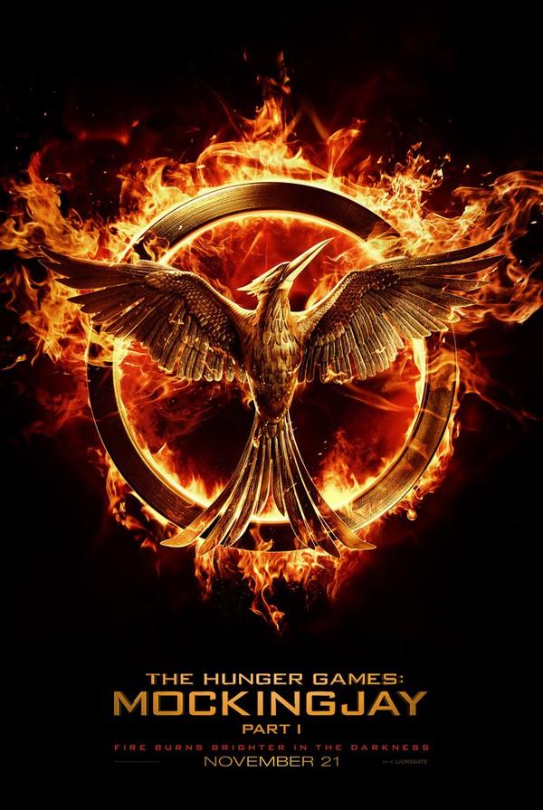Kẻ thù đe dọa Katniss (Jennifer Lawrence) trên truyền hình 2