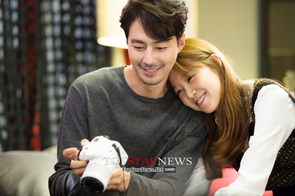 Gong Hyo Jin sụp đổ khi biết Jo In Sung bị bệnh 1