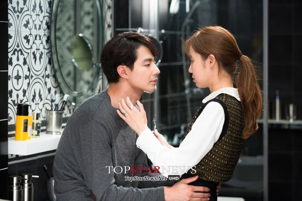 Gong Hyo Jin sụp đổ khi biết Jo In Sung bị bệnh 2