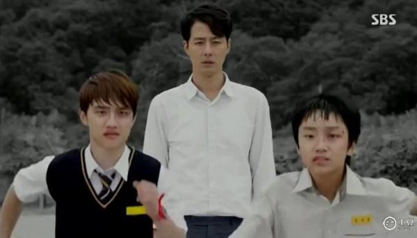 Jo In Sung phát hiện sự thật về