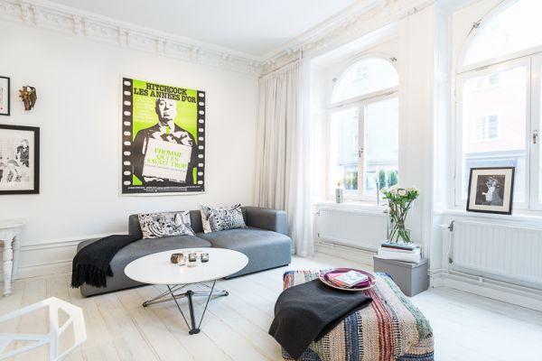 Bài trí nội thất thông minh và tiện nghi cho căn hộ 40 mét vuông 3