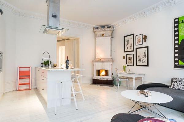 Bài trí nội thất thông minh và tiện nghi cho căn hộ 40 mét vuông 2