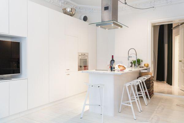 Bài trí nội thất thông minh và tiện nghi cho căn hộ 40 mét vuông 8