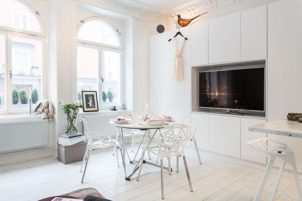 Bài trí nội thất thông minh và tiện nghi cho căn hộ 40 mét vuông 4