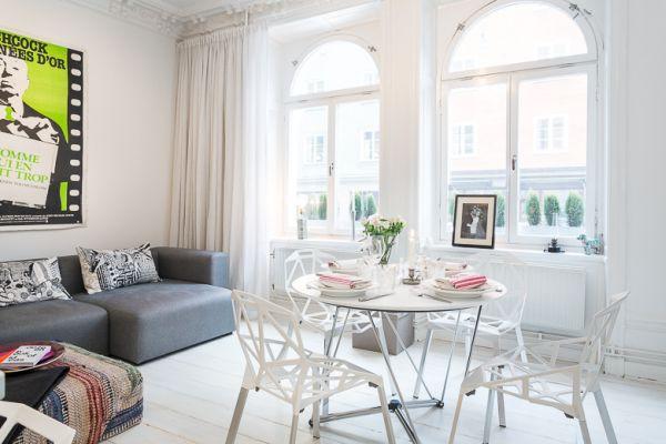 Bài trí nội thất thông minh và tiện nghi cho căn hộ 40 mét vuông 5