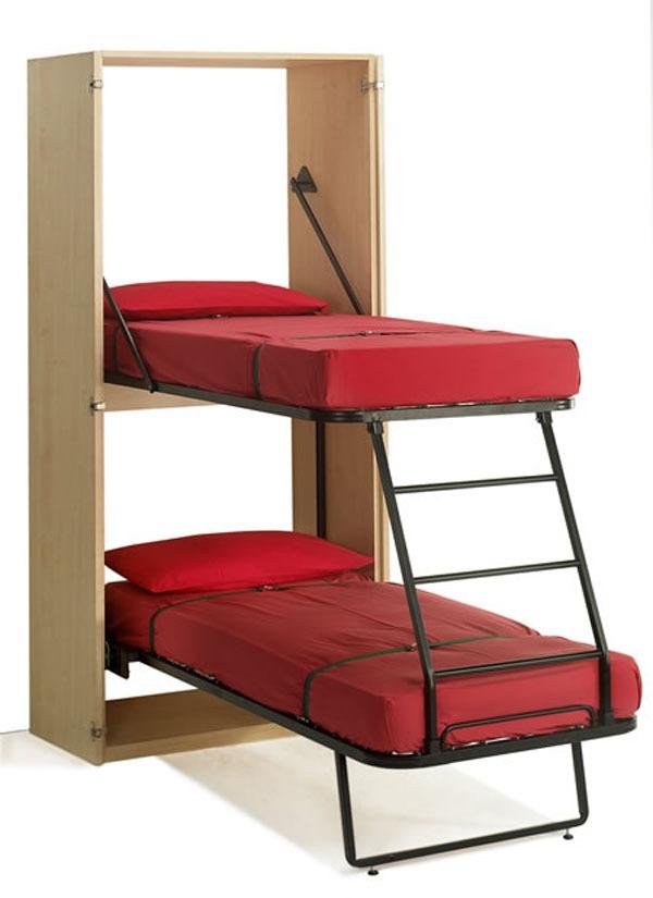 Những món nội thất đa năng cực tiện nghi cho nhà chật 6