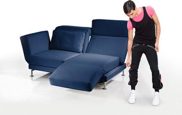 Những món nội thất đa năng cực tiện nghi cho nhà chật 7