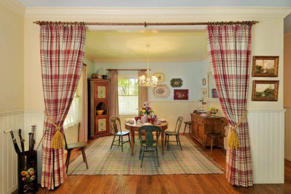 Ngắm những mẫu phòng ăn thanh lịch mang phong cách đồng quê 10