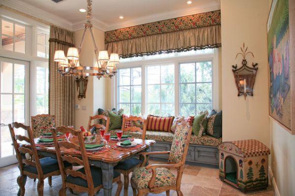 Ngắm những mẫu phòng ăn thanh lịch mang phong cách đồng quê 5