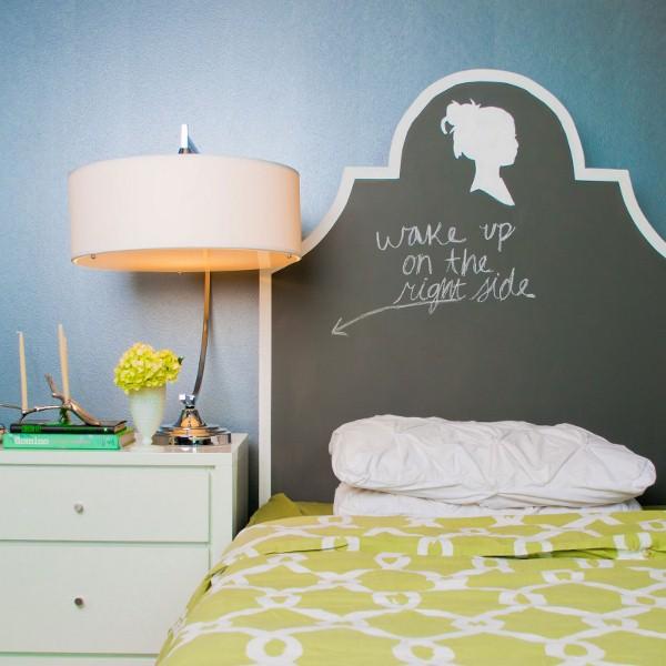 Trang trí đầu giường ấn tượng để phòng ngủ thêm lôi cuốn 1