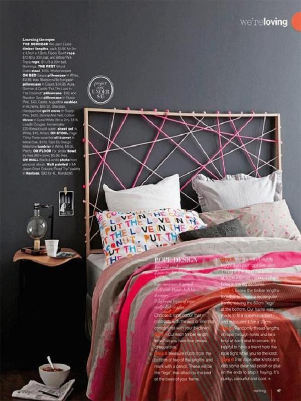 Trang trí đầu giường ấn tượng để phòng ngủ thêm lôi cuốn 8