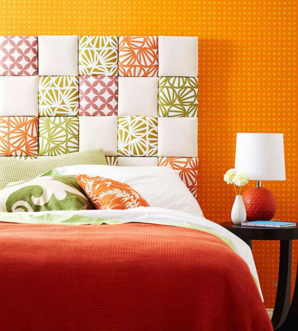 Trang trí đầu giường ấn tượng để phòng ngủ thêm lôi cuốn 7