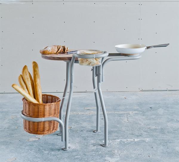 2 mẫu nội thất đa năng cực tiện ích cho bếp và nhà tắm 7