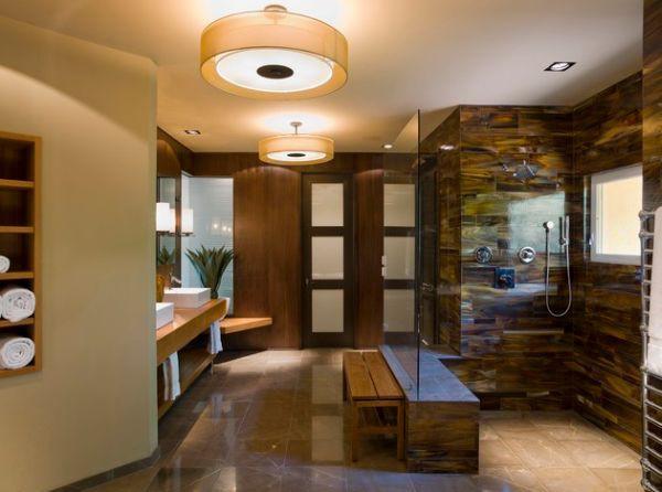Học cách trang trí phòng tắm đẹp mê theo phong cách Nhật Bản 4