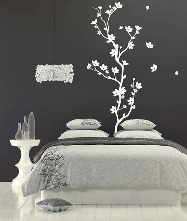 Những ý tưởng trang trí tường nhà đơn điệu trở nên cuốn hút 3