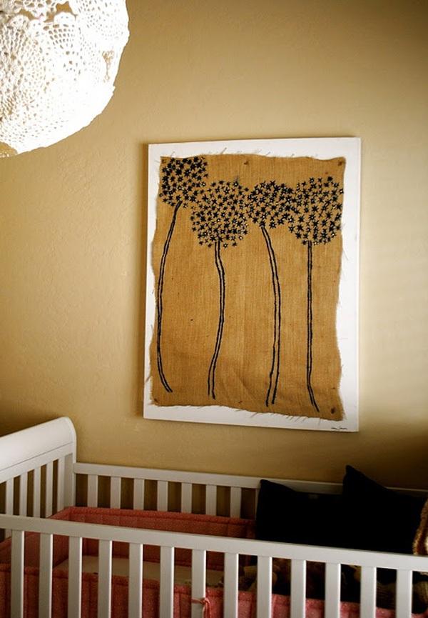 Những ý tưởng trang trí tường nhà đơn điệu trở nên cuốn hút 9