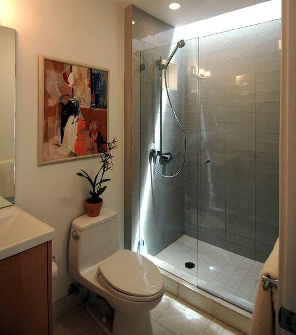 Bồn tắm đứng - giải pháp nới rộng không gian cho phòng tắm 8