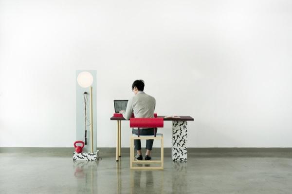 Kinh ngạc với 2 thiết kế bàn làm việc