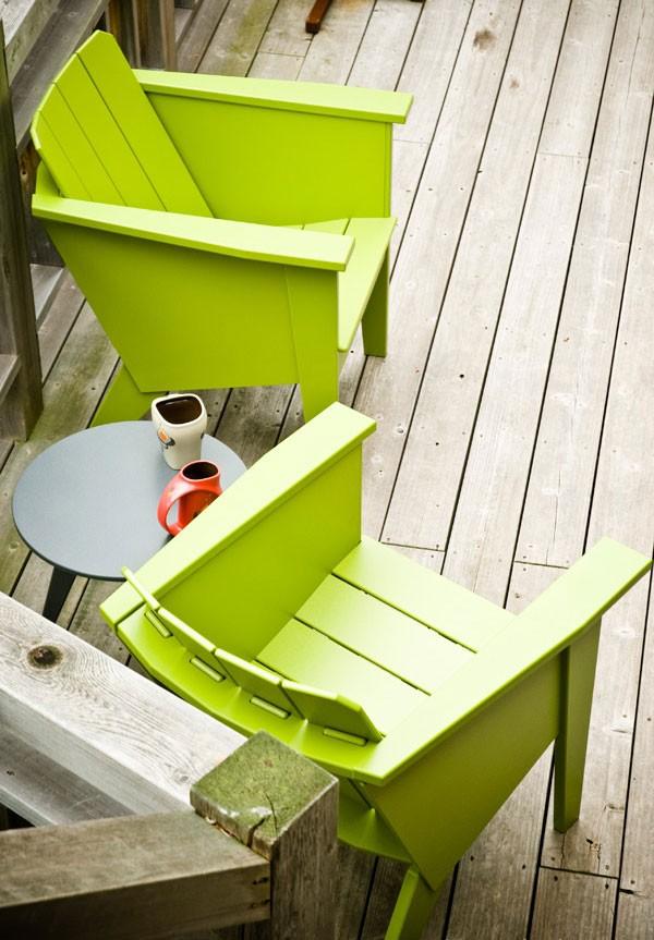 Những mẫu ghế hoàn hảo cho sân vườn nhà bạn 1